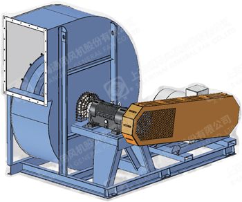 CF44系列离心通风机
