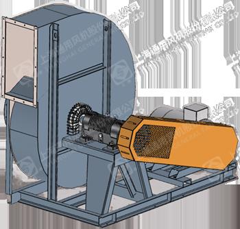 CF55系列离心通风机